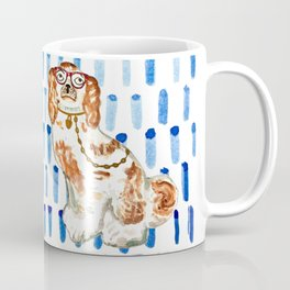 REDHEAD IN GLASSES Coffee Mug