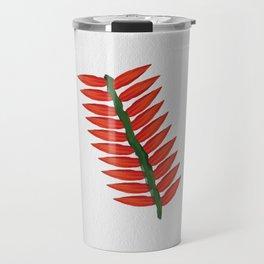 Petal Simplicity Travel Mug