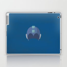 Cool Megaman Helmet Picture Laptop & iPad Skin