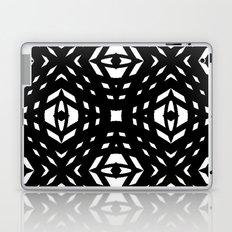 Black White Romance 1 Laptop & iPad Skin