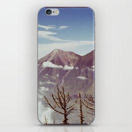 Guatemalan Volcanos iPhone Skin