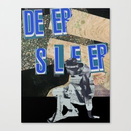 DSDSDS Canvas Print