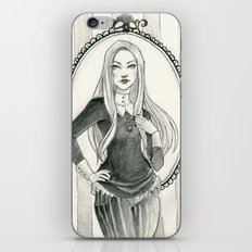 Abigail Larson iPhone & iPod Skin
