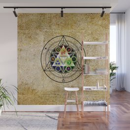 zelda triforce Wall Mural
