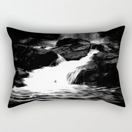 Dark water Rectangular Pillow
