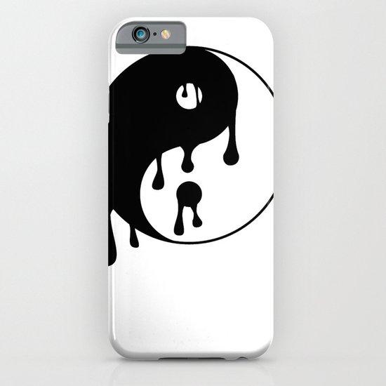 Melting Yin Yang iPhone & iPod Case