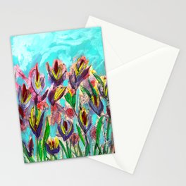 Florals for Spring...Groundbreaking.  Stationery Cards