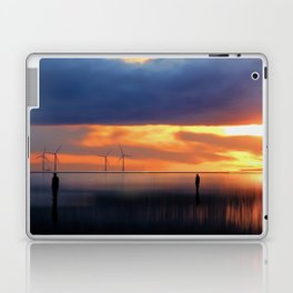 Gormley Iron Men Laptop & iPad Skin