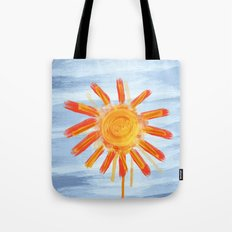 Sunshine Painting Tote Bag