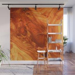 Fantstic Wood Grain Wall Mural