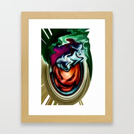 Beset by Furies Framed Art Print