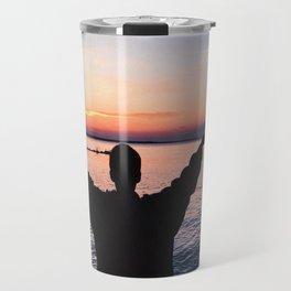 at my fingertips Travel Mug