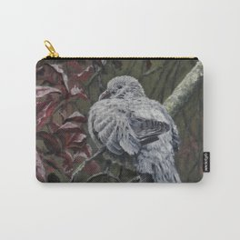 Wood Pigeon at Sandringham Carry-All Pouch