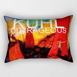 KUHL : OUTRAGEOUS Rectangular Pillow