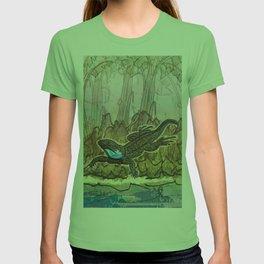 Lizard Island / Blue Beard T-shirt