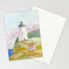 Peaceful Lighthouse II Stationery Cards