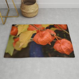 Autumn little jewels Rug