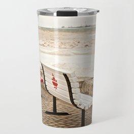 Canadian Benches Travel Mug