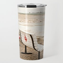 Canadian Benches Travel Mug
