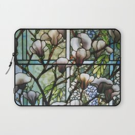 Louis Comfort Tiffany - Decorative stained glass 8. Laptop Sleeve