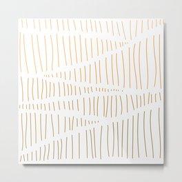 Coit Pattern 88 Metal Print