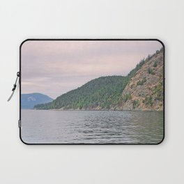 MOUNT ENTRANCE, MOUNT CONSTITUTION, AND BLAKELY ISLAND Laptop Sleeve