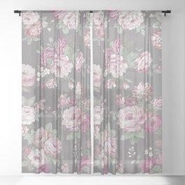sweet elise Sheer Curtain