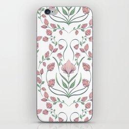 Pink Bulbs iPhone Skin