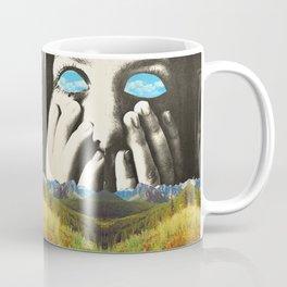 Nauges dans les yeux Coffee Mug