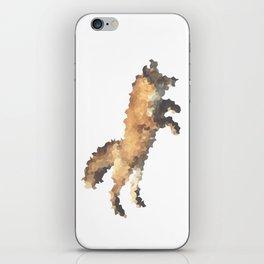 Penrose Tiling Fox  iPhone Skin