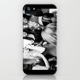 Studio_Paris_4359_BW iPhone Case