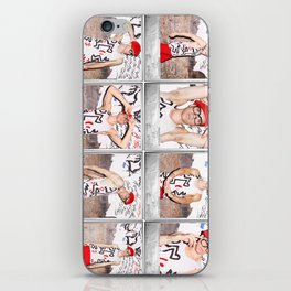 Ode To Haring  iPhone Skin