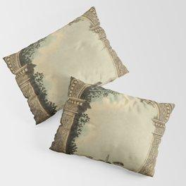 Ruins Of Rome Pillow Sham