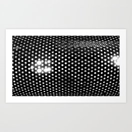 privacy001 Art Print