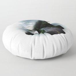 NR 4 / Birthday 4 - 14 - 24 / Natural nr 4 / 4 for all / 2019 mew design Floor Pillow