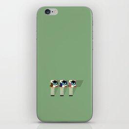Cowstack iPhone Skin