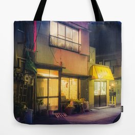 You're Where I Want to Go/ Anthony Presley Photo Print Tote Bag