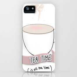 tea time iPhone Case