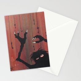 """""""Finding the Key to Your Heart"""" Stationery Cards"""