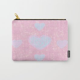 HeartsForPunkie Carry-All Pouch