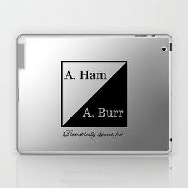 A. Ham / A. Burr Laptop & iPad Skin