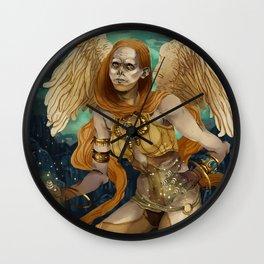 Kinnara Wall Clock