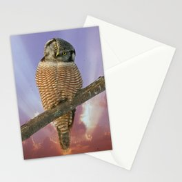 Lest ye be judged Stationery Cards