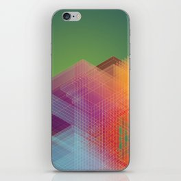 A Hundred Eyes Will Judge, A Thousand Will Forgive iPhone Skin
