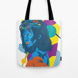 TRUDY :: Memphis Design :: Miami Vice Series Tote Bag
