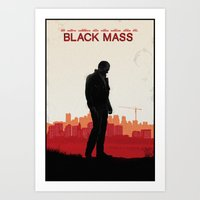 Black Mass Art Print