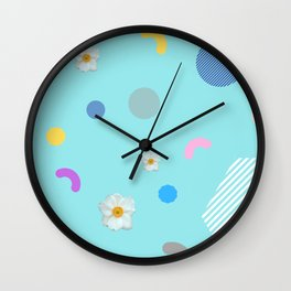 Fun Time Begin Wall Clock