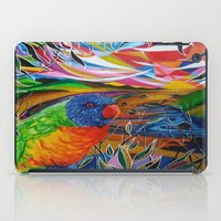 paradise iPad Cases featuring Paradise by shannon's art space