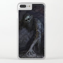 You've lost your soul Clear iPhone Case