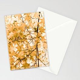 Japanese Maple Tree Acer Palmatum Stationery Cards